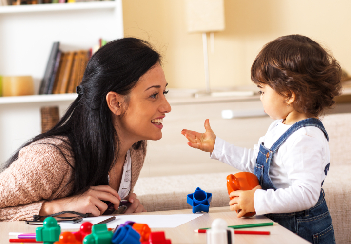 Early-age mental health treatment in Burlington, Ontario for infants, toddlers and parents